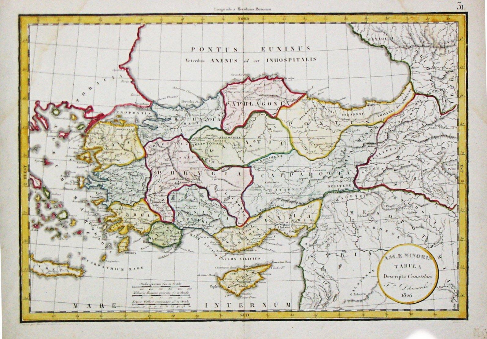 Cartina Asia Occidentale.Vecchia Turchia Mappa Mappa Della Turchia Vecchio Asia Occidentale Asia